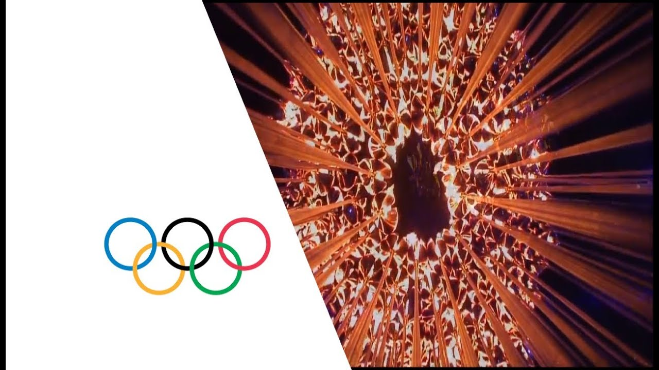 sc 1 st  YouTube & Olympic Cauldron is lit for London 2012 - YouTube azcodes.com