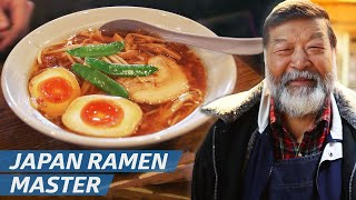 Kazumoto Ochiai is One of Tokyo's Ramen Masters — First Person