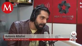 El mensaje bíblico de AMLO: Antonio Attolini y Fernando Belauzarán