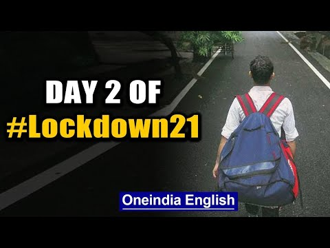 india-lockdown:-lessons-from-day-1-on-what-needs-to-be-addressed-|-oneindia-news