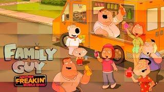 Family Guy Episode 2 - Family Guy Freakin Mobile Game - Gameplay Walkthrough Episode (iOS, Android)