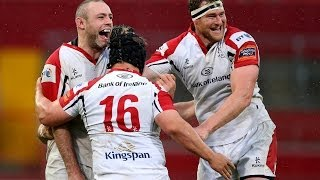 Munster v Ulster Full Match Report 10th May 2014