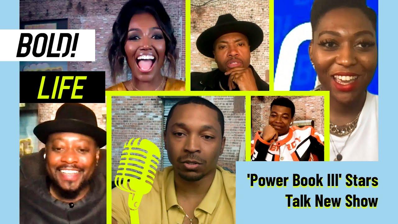 Actor London Brown talks first season of, Power Book III: Raising ...