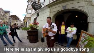 Singles in Paradise tours Radovljica, Slovenia - The cutest town in the world!