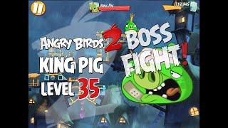 Angry Birds 2 - Level 35 الطيور الغاضبة 2 المستوى