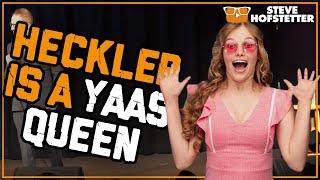 heckler-yells-yassss-steve-hofstetter