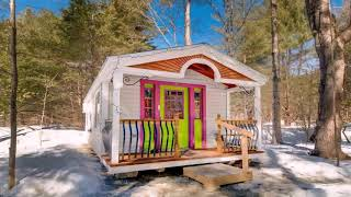 Tiny House New England Rental  See Description