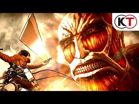 『進撃の巨人』ティザー映像