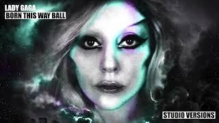 Lady Gaga - Americano (Born This Way Ball Tour - Studio Version) [Remaster]