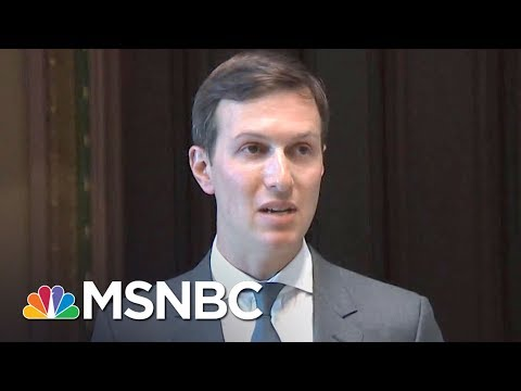 Follow-The-Money Stories Plague Donald Trump Team With Scandals | Rachel Maddow | MSNBC