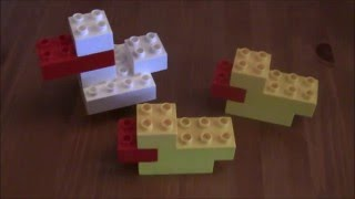 Lego Duplo 3 Little Ducks
