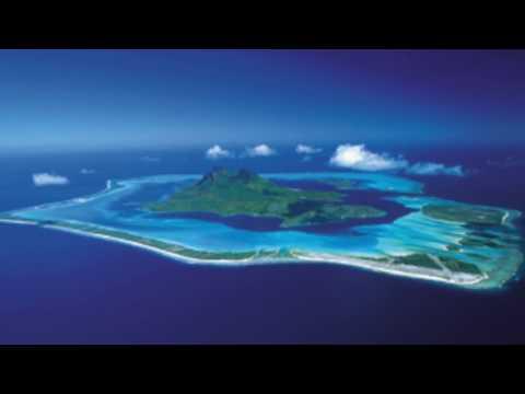 Sailing Rehua to Bora Bora: Paradise found! Turquoise water everywhere ...