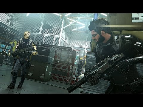 5 Free Weapons to Find Early in Deus Ex: Mankind Divided