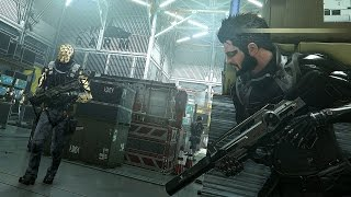 Heres where to snag five free weapons including a sniper rifle and grenade launcher early on in your adventure through Deus Ex Mankind Divided