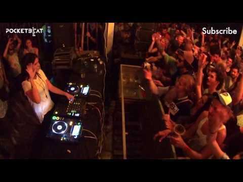ANNA DJ SET 2016 @ Tronic Beach session Sonar Barcelona august 2016