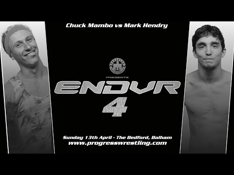 FULL MATCH: Chuck Mambo vs Mark Hendry