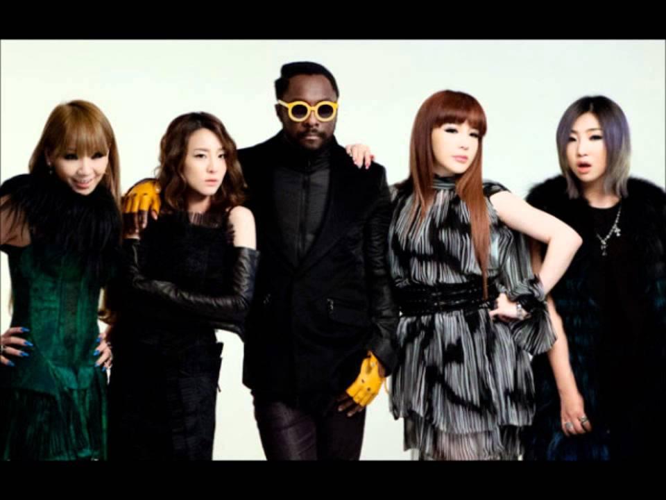 Big Bang datant 2NE1