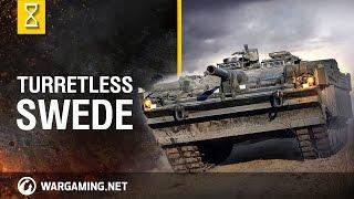 World of Tanks - Turretless Swede: Strv-103