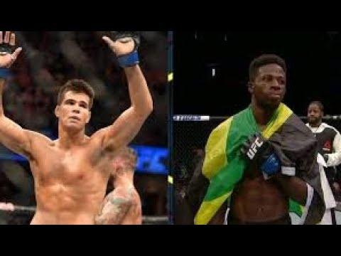UFC 217 Mickey Gall vs Randy Brown Prediction