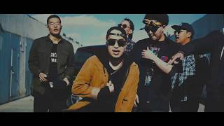 FLA, Lil Thug-E, GINJIN - GET MONEY (Official Music Video)