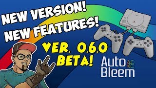 New AutoBleem 0.6.0 Released For The PlayStation Classic! Tons Of New Features!