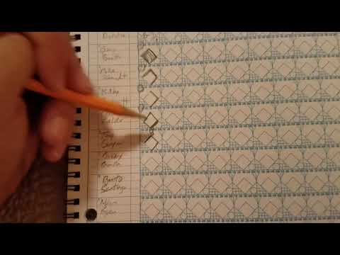 Learn To Keep Baseball Score In 4 Minutes