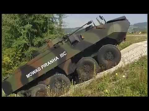 Military Vehicles [Swiss/Switzerland]: MOWAG Piranha 3C APC/IFV (Die Schweizer Armee)