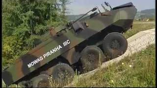 Military Vehicles [Swiss/Switzerland]: MOWAG Piranha 3C APC/IFV (Die Schweizer Armee)