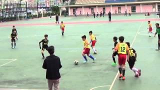 2015-2016年度荃灣區小學校際足球比賽 - 石鐘山 v