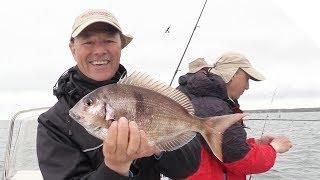 Porgy Fishing Fun (Scup)