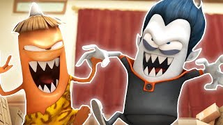 Funny Animated Cartoon | Spookiz | Destroying Toys | 스푸키즈 | Kids Cartoons | Videos for Kids