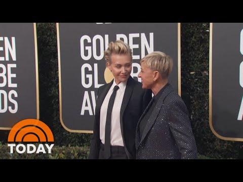 Ellen DeGeneres's Wife