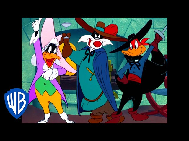 Looney Tunes | A Job For The Scarlet Pumpernickel | Classic Cartoon | WB Kids