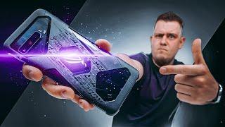 Самый Мощный и Навороченный Игровой Смартфон в Мире!!! ASUS ROG Phone 3