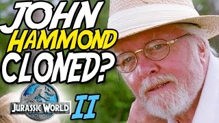 JURASSIC WORLD® Sequel | Will they clone John Hammond? | Discussion