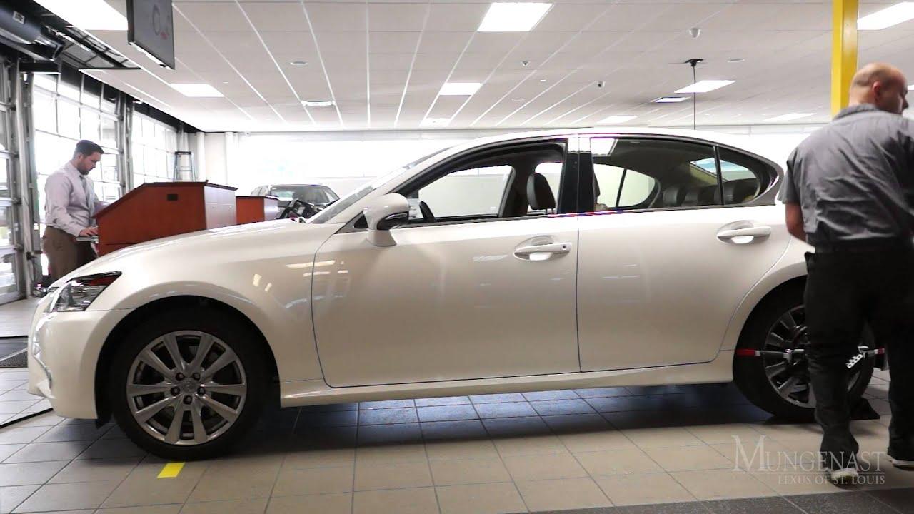 Service Bay Diagnostics   Mungenast Lexus Of St Louis   YouTube