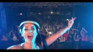 DJ FLOWER aka Virag Voksan @Víz-Zene-Virág Festival, Tata (HU) 2016 part1