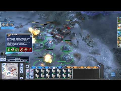 Star Wars Empire At War [PC] Gameplay