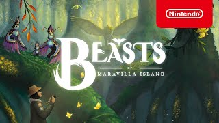 Beasts of Maravilla Island - Announcement Trailer - Nintendo Switch