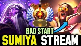 BAD START against IMBA Void Spirit | Sumiya Invoker Stream Moment #1134