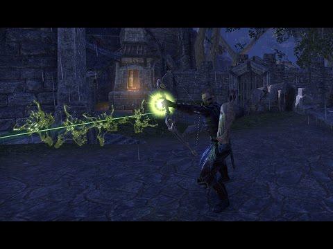 The Elder Scrolls Online Let's Talk; Bow