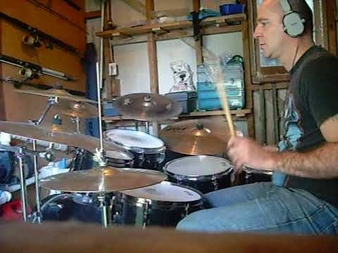 (Kreator) Betrayer and (Dying Fetus) Your treachery will die with you drum cover