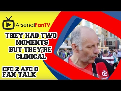 They Had Two Moments, But They're Clinical - Chelsea 2 Arsenal 0