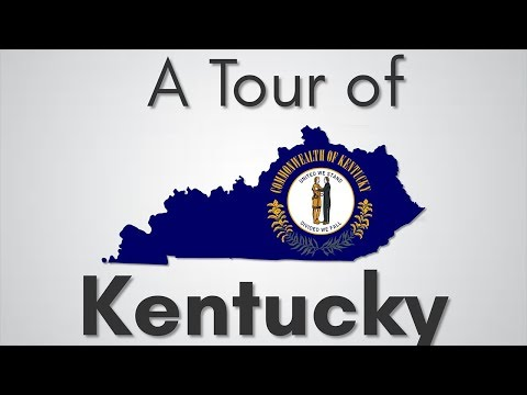 Kentucky: A Tour of the 50 States [15]