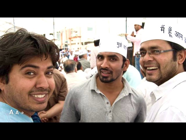 Building AAP Organization Across India: Story of Durgesh Pathak (AKR Ep 25)