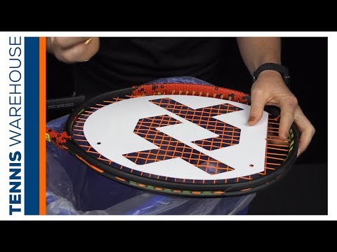 Improve Your Gear: How To Stencil A Tennis Racquet