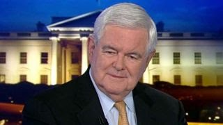 Gingrich: WH soap opera drowns Trump's accomplishments thumbnail