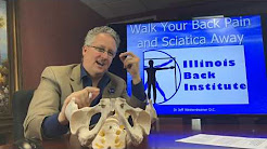 Walk Your Back Pain and Sciatica Away