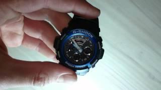 Налаштування та огляд годин Casio G-SHOCK AW-591