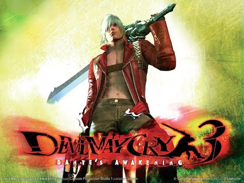DEVIL MAY CRY 3 - SPEED RUN HEVEN OR HELL PS3 DANTE NG+ thumbnail